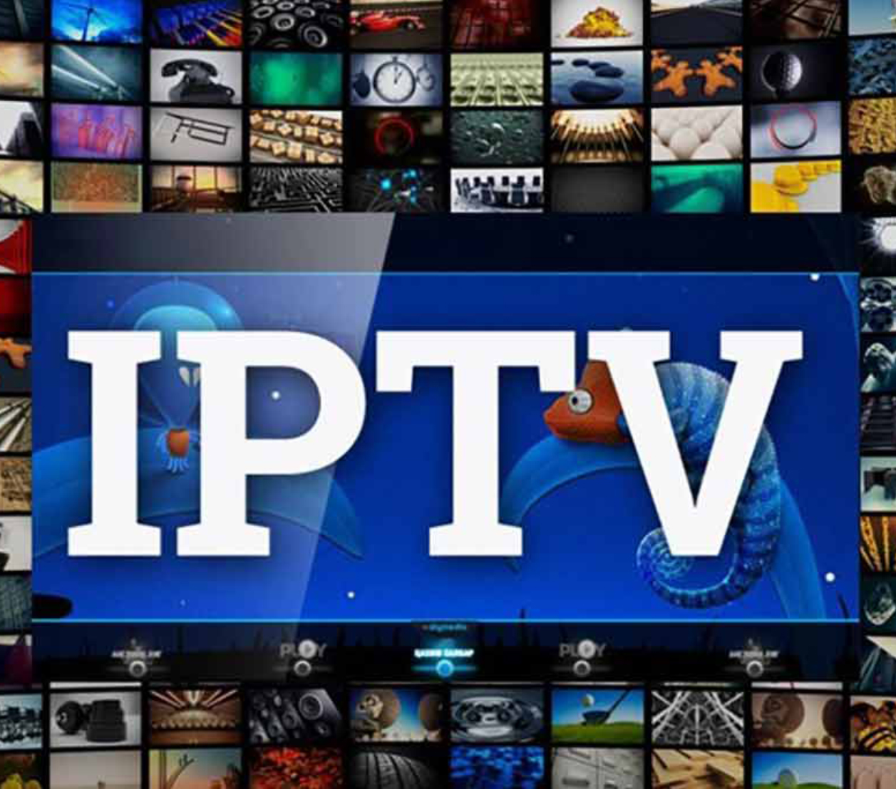 Телевидение (IP TV)*